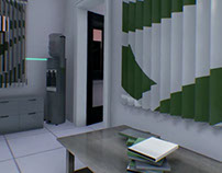 3D interactive project for client. Unreal engine