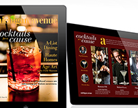 Magazine: iPad and Print