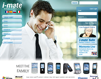 I-Mate, Momento, ALPicture project design comps