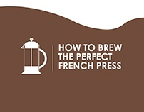 How to Brew a French Press Video