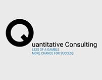 Quantitative Consulting