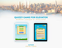 Quizzy Game for Elevator