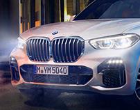BMW: LIDER NATO BMW X5