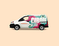 Gibon Delivery Brand