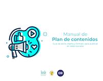 Social Media Content Plan   FUNDE El Salvador