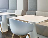2015: BDO Haaglanden innovative office design by M+R