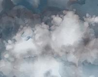 Paisagem Com Nuvem