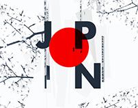 PANGEA - JAPAN - POSTER