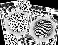 LA MALDITA VARIETÉ -Posters