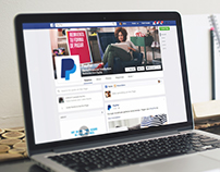 PayPal Facebook Pre-Launch Teaser Campaign