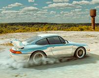 Porsche 911 Render
