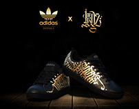 Adidas Custom Shoe