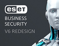 ESET Business Line v6 - Redesign