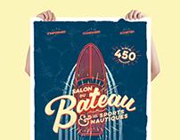 Salon du bateau de Montréal - Campagne 2015