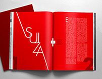 Tipografía en Suiza, Doble Pagina.
