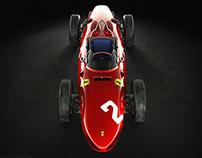 "Ferrari Dino 156 F1, ""Sharknose"" 1961"