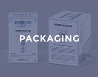 Brookyn Bulb Co. | Packaging