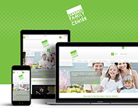 Reston Family Dental Center Website Design