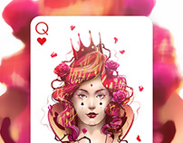 Queen of Hearts — Playing Arts
