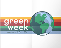 Green Week Campaign