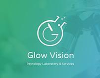 Brand Design for Glow Vision - Pathology Laboratory