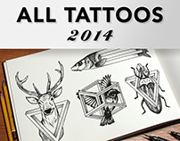 All Geometric Tattoos