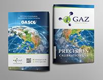 iGaz Brochure Design