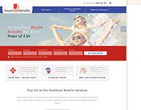 Insure One Benefits Website - www.insureonebenefits.com