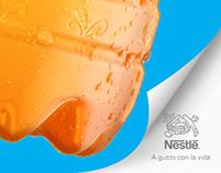 3D Bottles - Packshot Awafrut