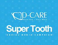 D-Care Super Tooth