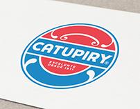 Marca Catupiry - Estudo de redesenho de logo