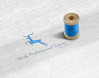 Fabric Embroidered Logo Design
