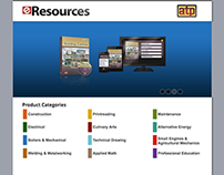 Eresource Redesign