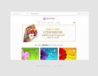 Florería Vintage | Sitio Web con Tienda en Línea