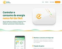 Energia das Coisas Website