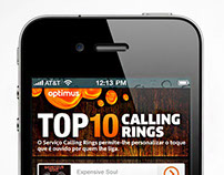 OPTIMUS - Top 10 Calling Rings