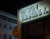 Design Terminal identity and signage / 2012-2014