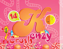 Kenzy Crush Carnival 2015