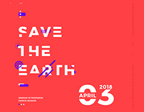 Save the Earth | Modern and Creative Templates Suite