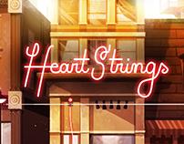 Heartstrings: Illustration Concept Story