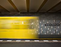 #ubahn #silentplaces #berlin