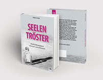 "Book cover design ""Seelentröster"""