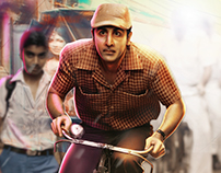 Barfi Unofficial poster