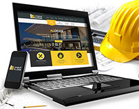 ALDDAR website (construction & buiding )