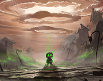Cursed of the sad Mummy by Riot Games