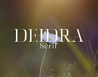 Deidra - Free Serif Font