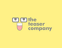 Brand Identity for The Teaser Company