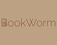 Thirty Logos Challenge #14 - BookWorm