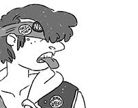 BLINDFOLD AMBITION