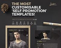 The Curriculum Vitae - Self Promotion Templates